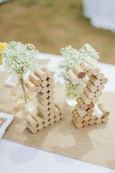 decoración de boda en otoño