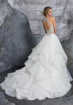 Vestido Lucía Fiesta 2019 mod. 8202 - 3