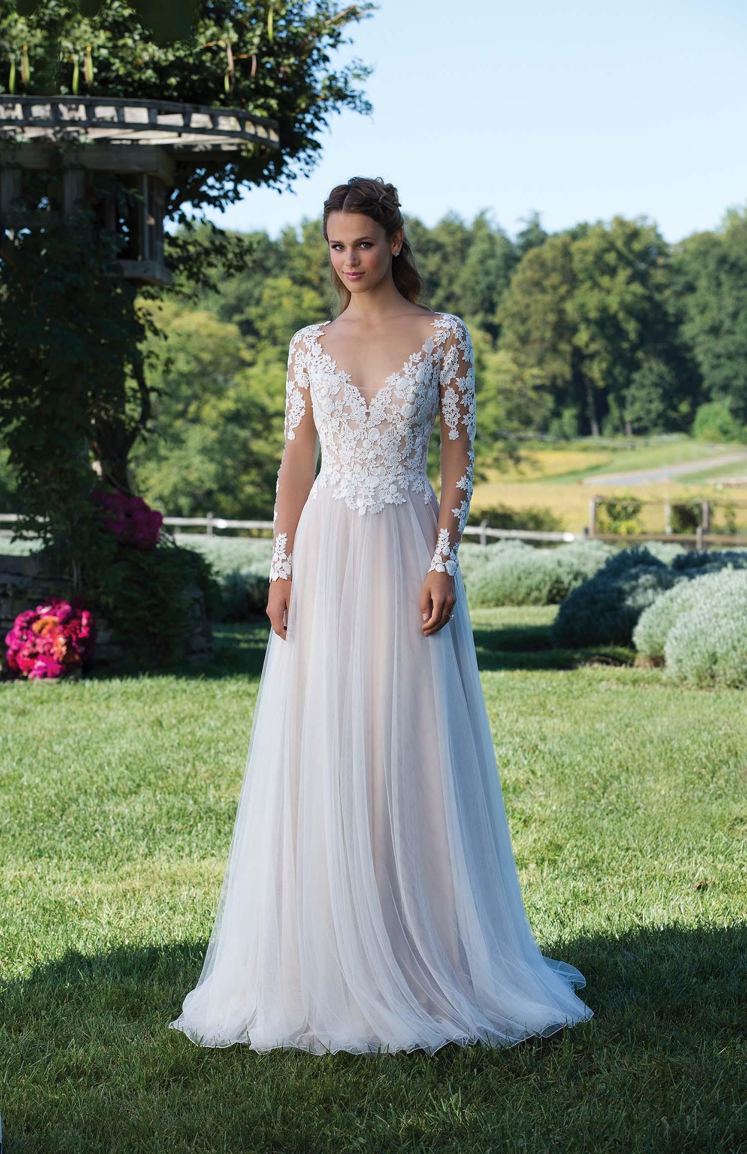 Vestidos de novia lucia valencia