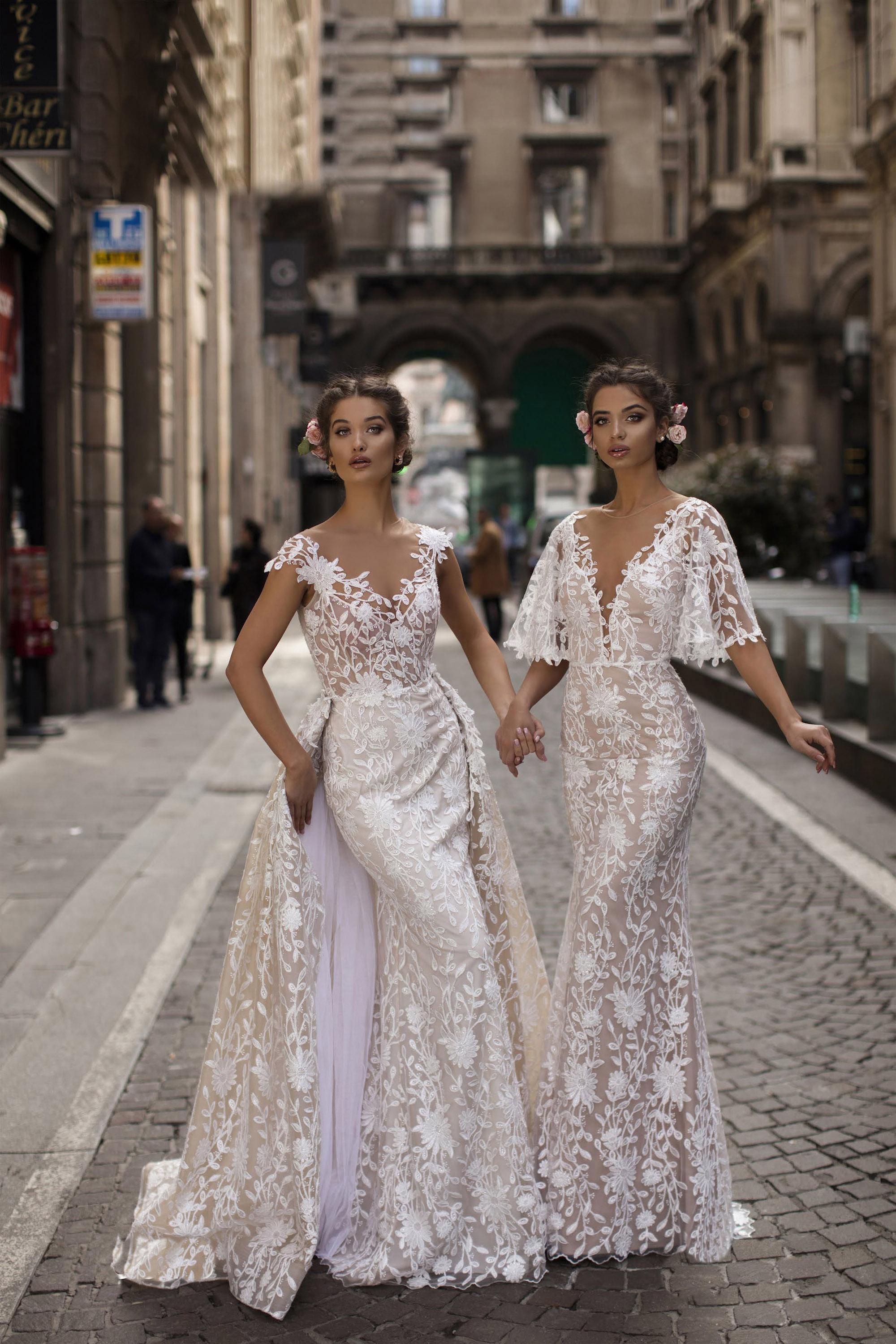 Vestido de Fiesta en Valencia colección Lucía Fiesta 2019 mod. 93613 3