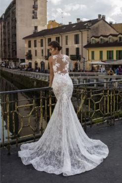 Vestido de Fiesta en Valencia colección Lucía Fiesta 2019 mod. 93600 1