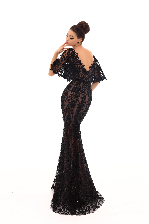 Vestido de Fiesta en Valencia colección Lucía Fiesta 2019 mod. 93616 3