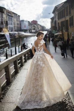 Vestido de Fiesta en Valencia colección Lucía Fiesta 2019 mod. 93627 2