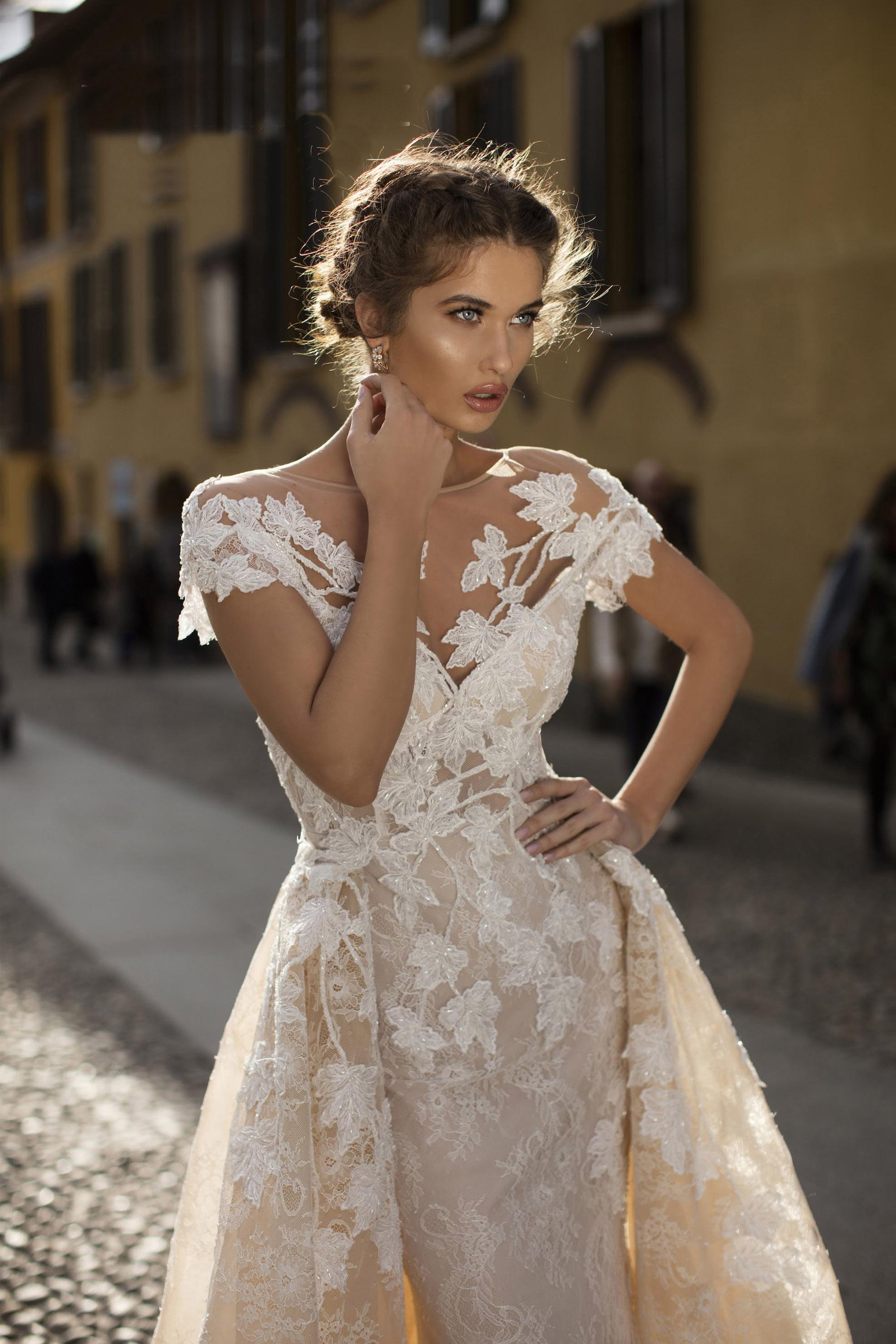 Vestido de Fiesta en Valencia colección Lucía Fiesta 2019 mod. 93627 1