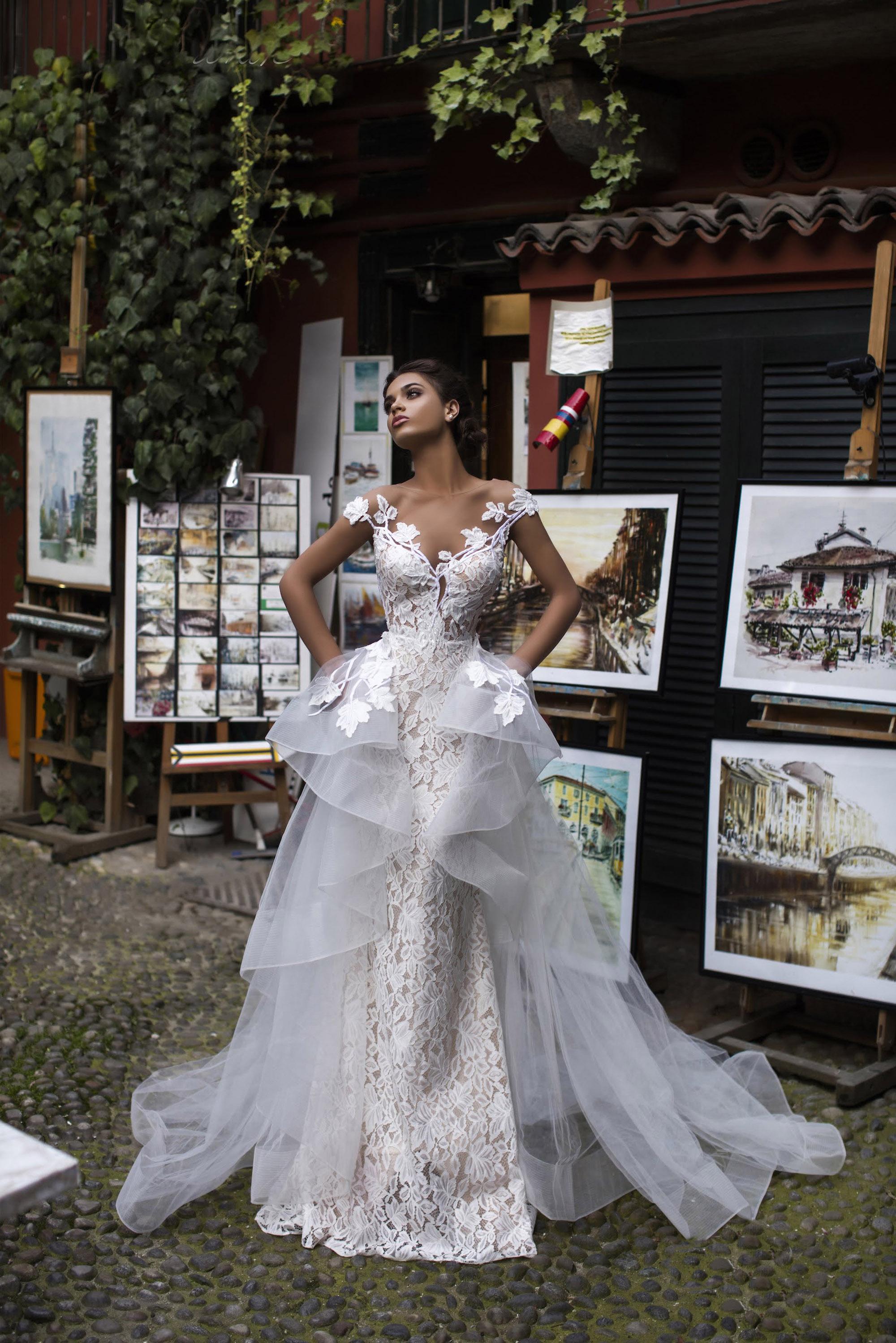 Vestido de Fiesta en Valencia colección Lucía Fiesta 2019 mod. 93629 1