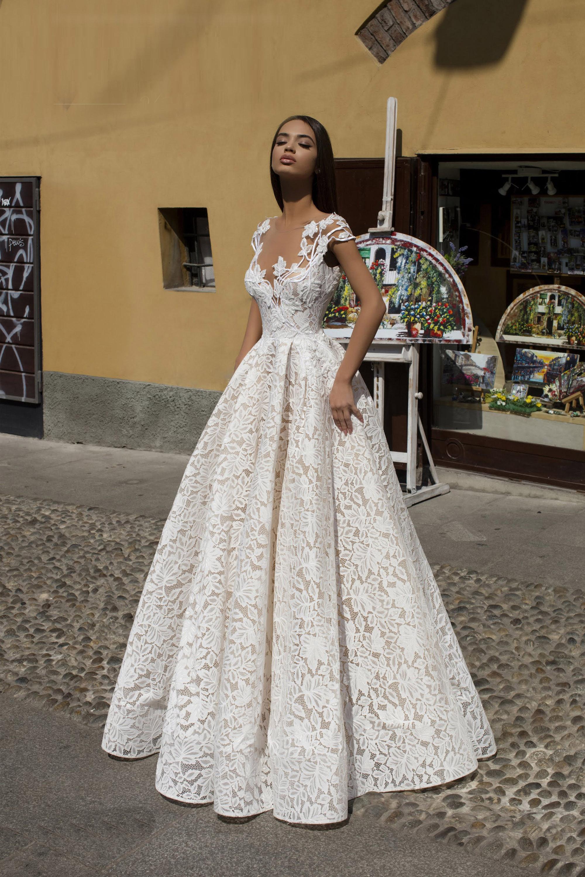 Vestido de Fiesta en Valencia colección Lucía Fiesta 2019 mod. 93637 1