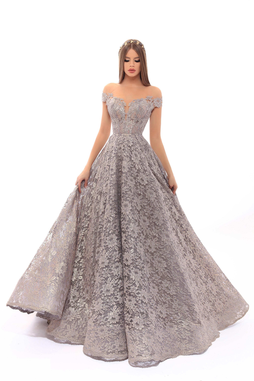 Vestido de Fiesta en Valencia colección Lucía Fiesta 2019 mod. 93639 1