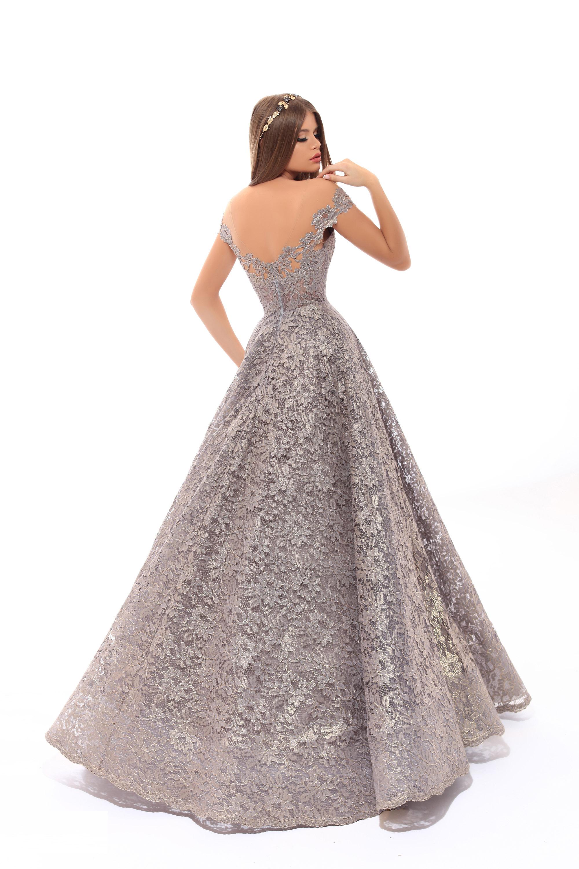 Vestido de Fiesta en Valencia colección Lucía Fiesta 2019 mod. 93639 3