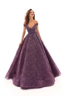 Vestido de Fiesta en Valencia colección Lucía Fiesta 2019 mod. 93649 1
