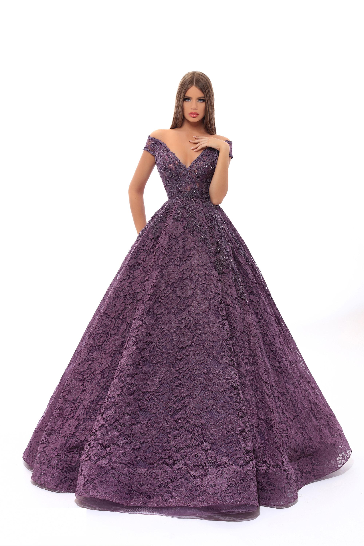 Vestido de Fiesta en Valencia colección Lucía Fiesta 2019 mod. 93649 3