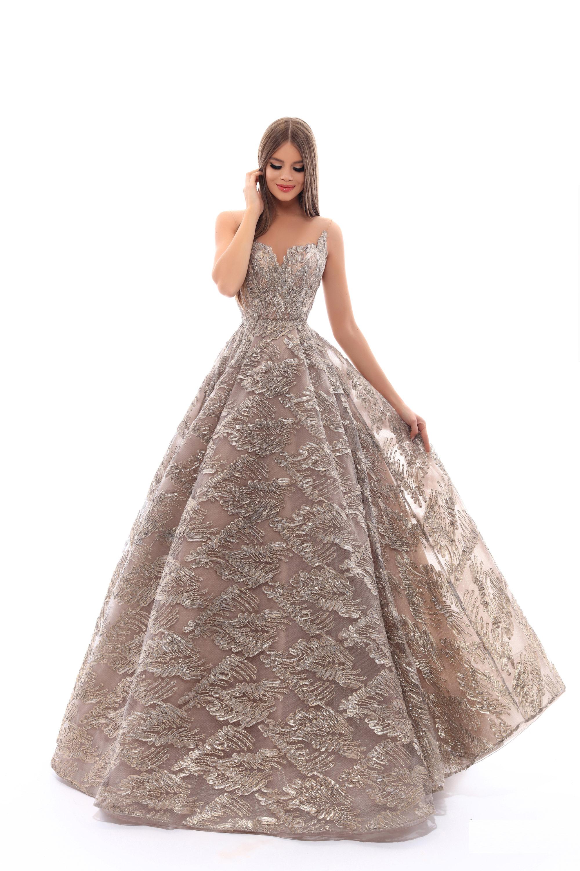 Vestido de Fiesta en Valencia colección Lucía Fiesta 2019 mod. 93652 1