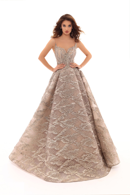 Vestido de Fiesta en Valencia colección Lucía Fiesta 2019 mod. 93652 2