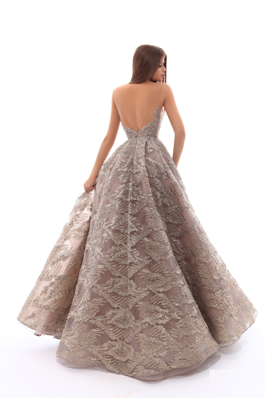 Vestido de Fiesta en Valencia colección Lucía Fiesta 2019 mod. 93652 3