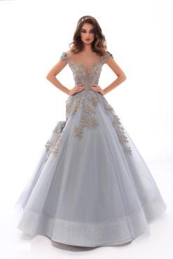 Vestido de Fiesta en Valencia colección Lucía Fiesta 2019 mod. 93653 1