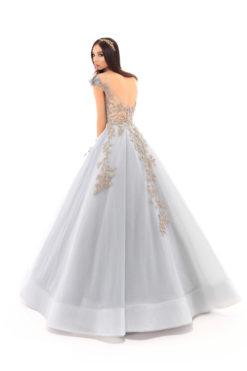Vestido de Fiesta en Valencia colección Lucía Fiesta 2019 mod. 93653 2