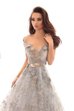 Vestido de Fiesta en Valencia colección Lucía Fiesta 2019 mod. 93654 1
