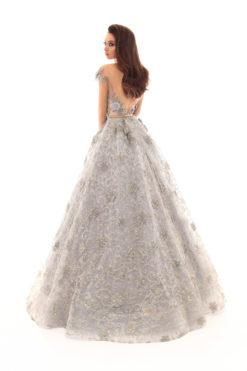 Vestido de Fiesta en Valencia colección Lucía Fiesta 2019 mod. 93654 2