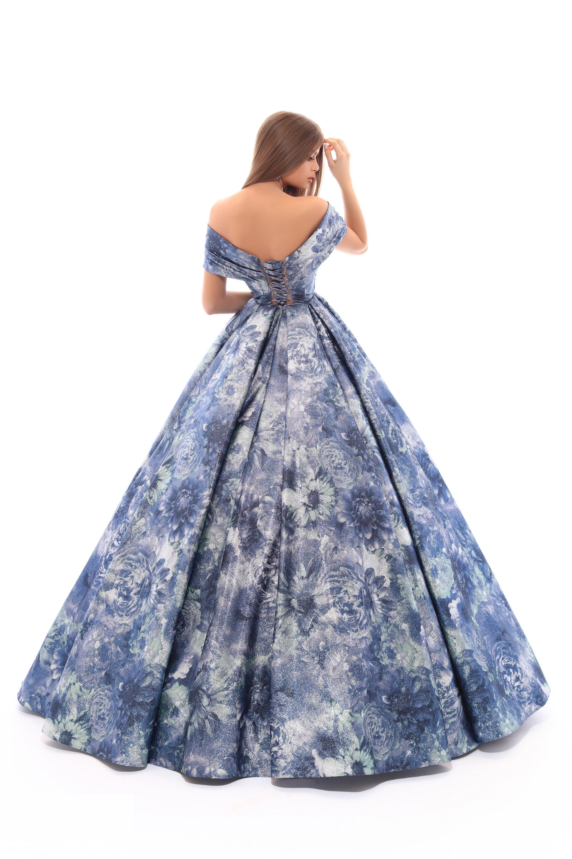 Vestido de Fiesta en Valencia colección Lucía Fiesta 2019 mod. 93674 1