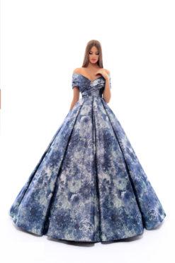 Vestido de Fiesta en Valencia colección Lucía Fiesta 2019 mod. 93674 2