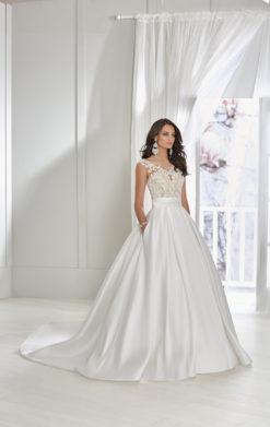 Vestido Lucía Fiesta 2019 mod. 18203 - 1