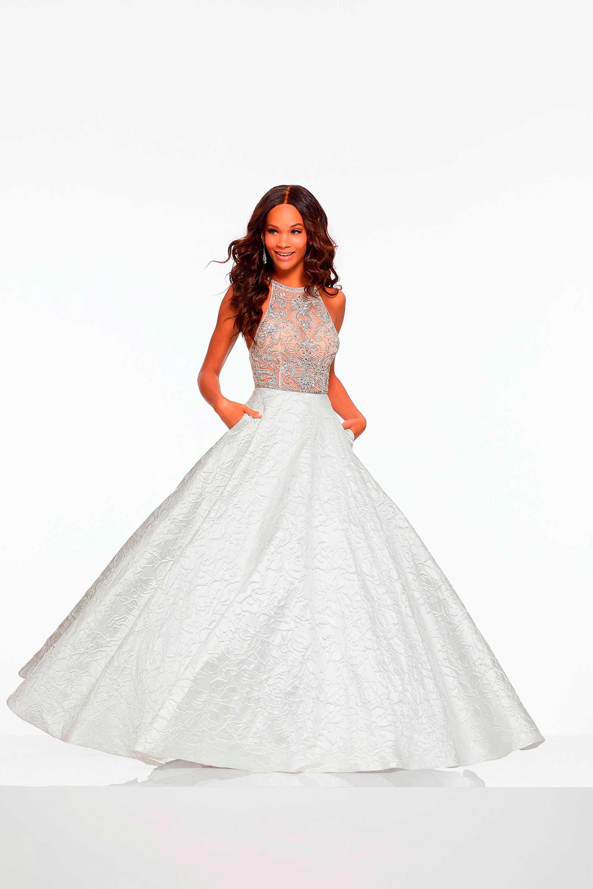 Vestido Lucía Fiesta 2019 mod. 43021 - 2