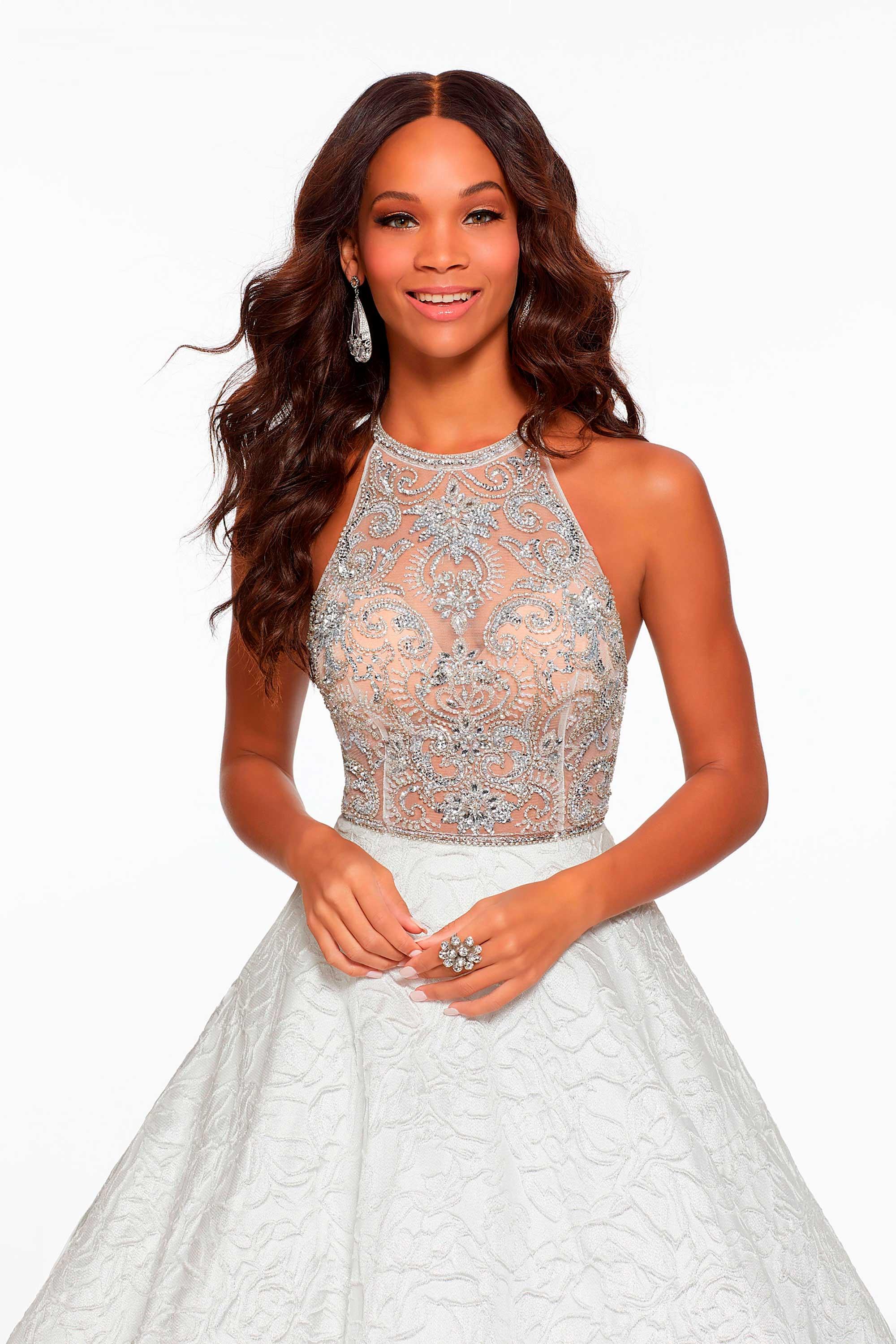 Vestido Lucía Fiesta 2019 mod. 43021 - 3
