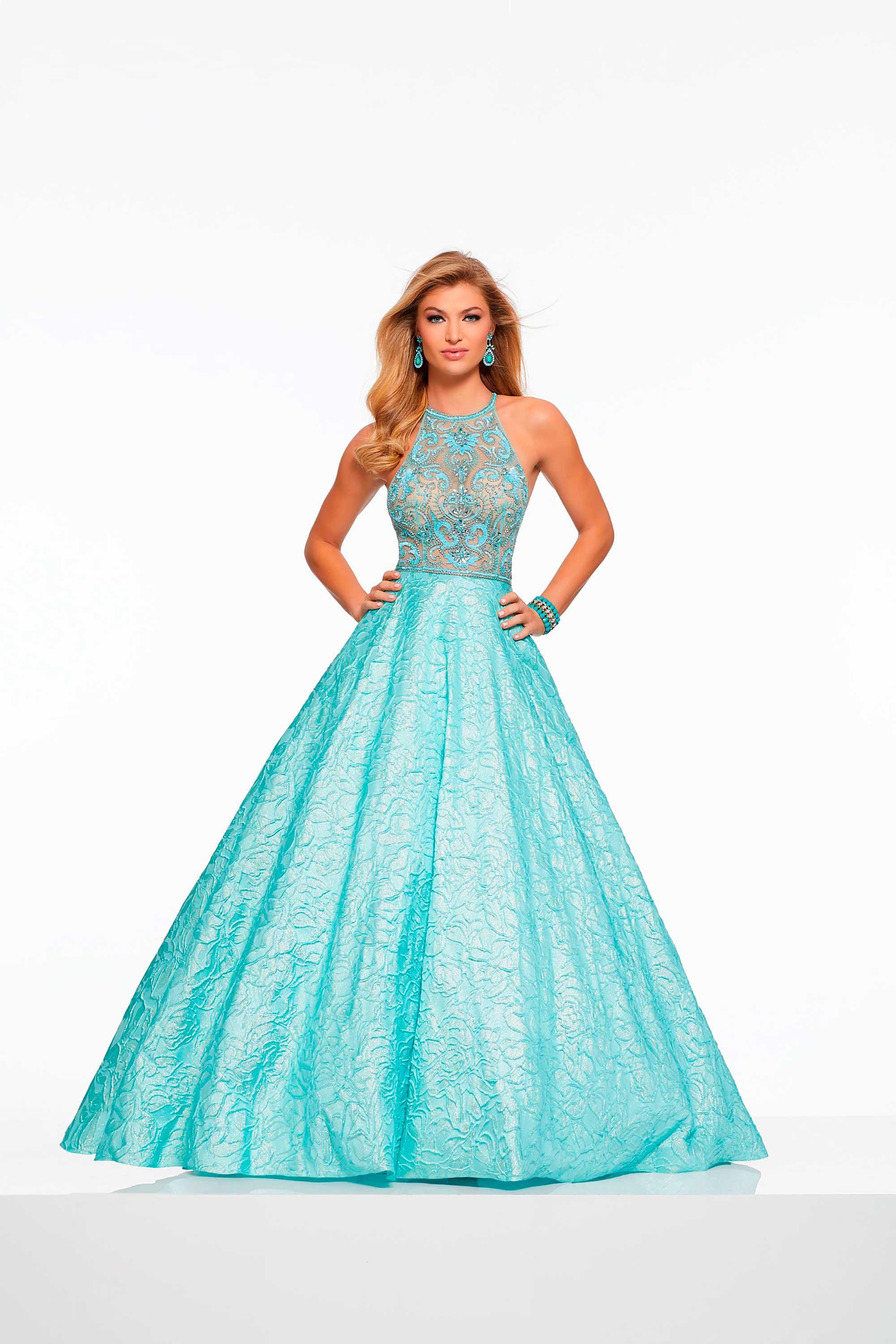 Vestido Lucía Fiesta 2019 mod. 43021 - 4