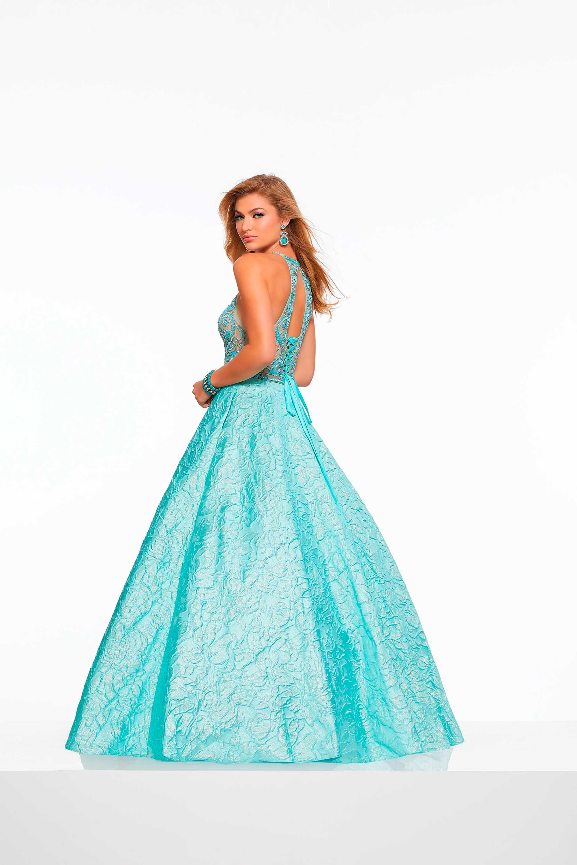 Vestido Lucía Fiesta 2019 mod. 43021 - 6