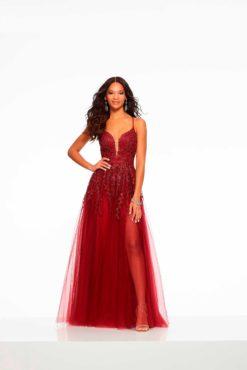Vestido Lucía Fiesta 2019 mod. 43027 - 2