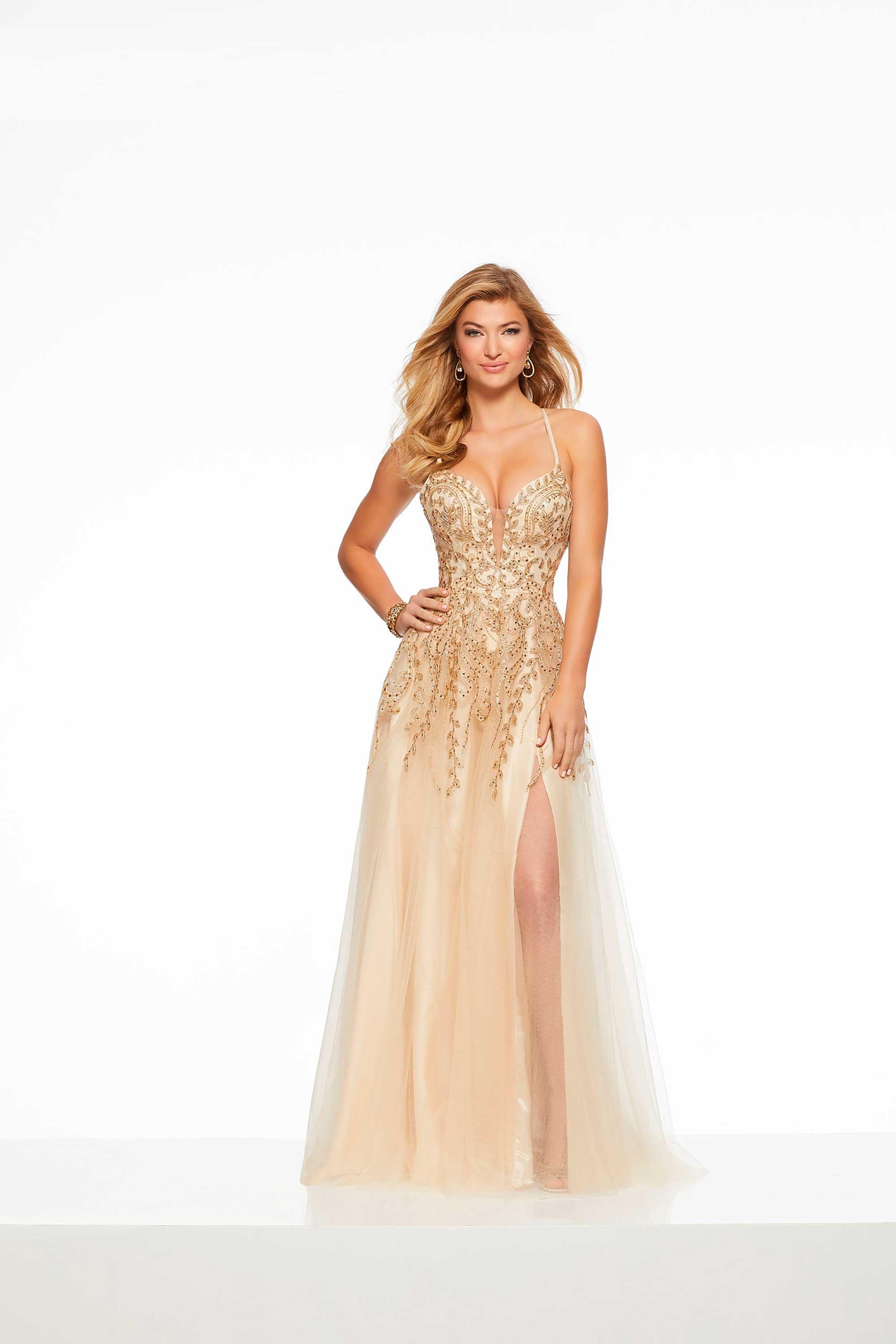 Vestido Lucía Fiesta 2019 mod. 43027 - 5