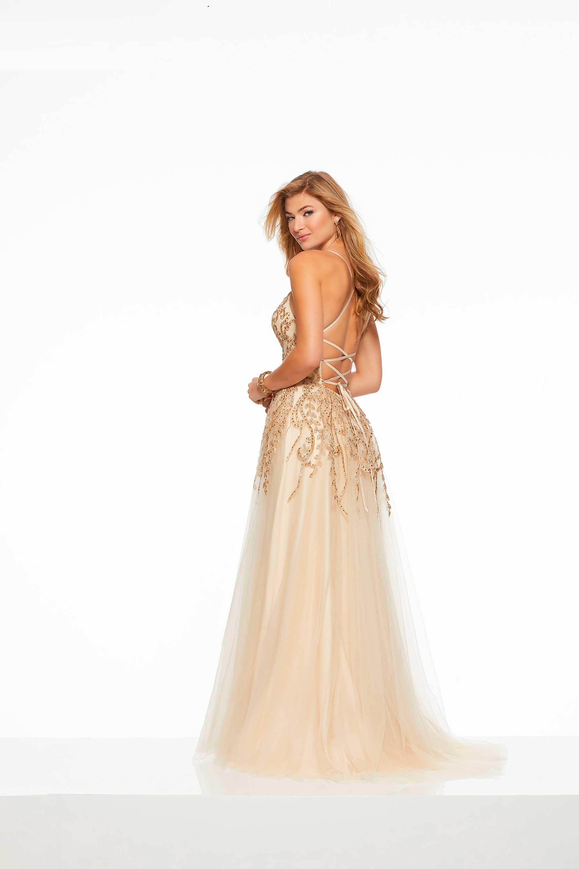 Vestido Lucía Fiesta 2019 mod. 43027 - 7