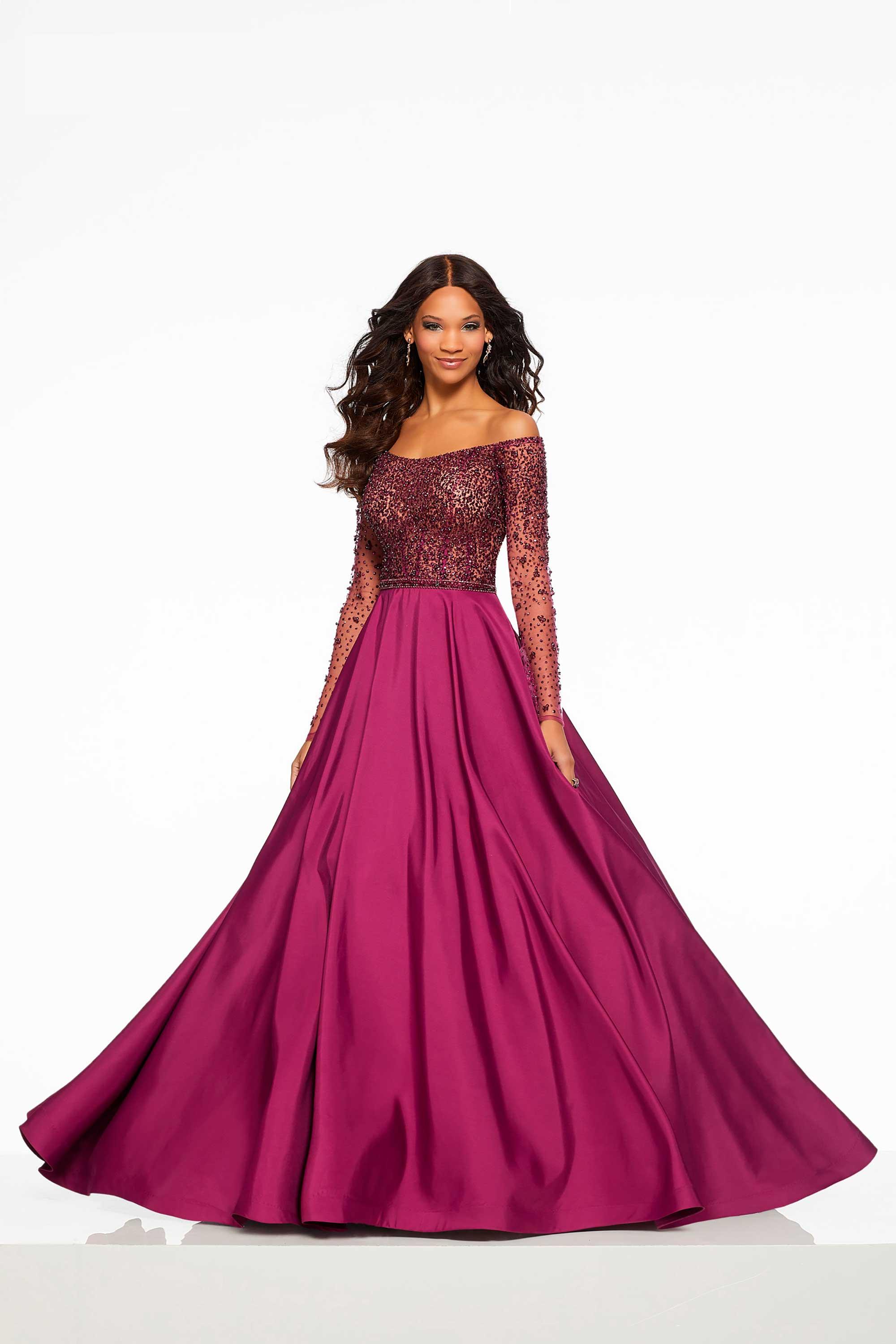 Vestido Lucía Fiesta 2019 mod. 43031 - 2