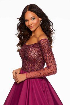 Vestido Lucía Fiesta 2019 mod. 43031 - 3