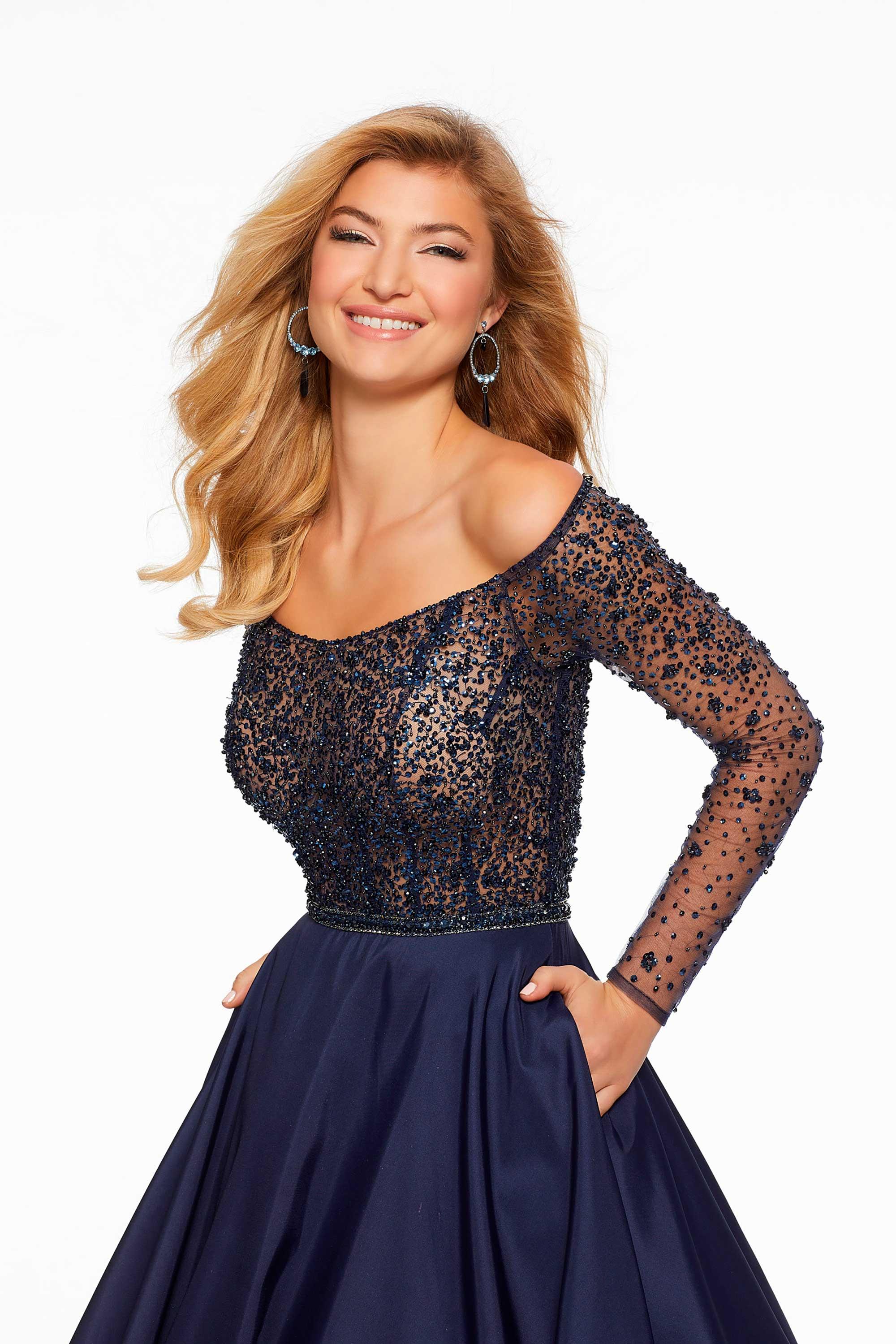 Vestido Lucía Fiesta 2019 mod. 43031 - 5