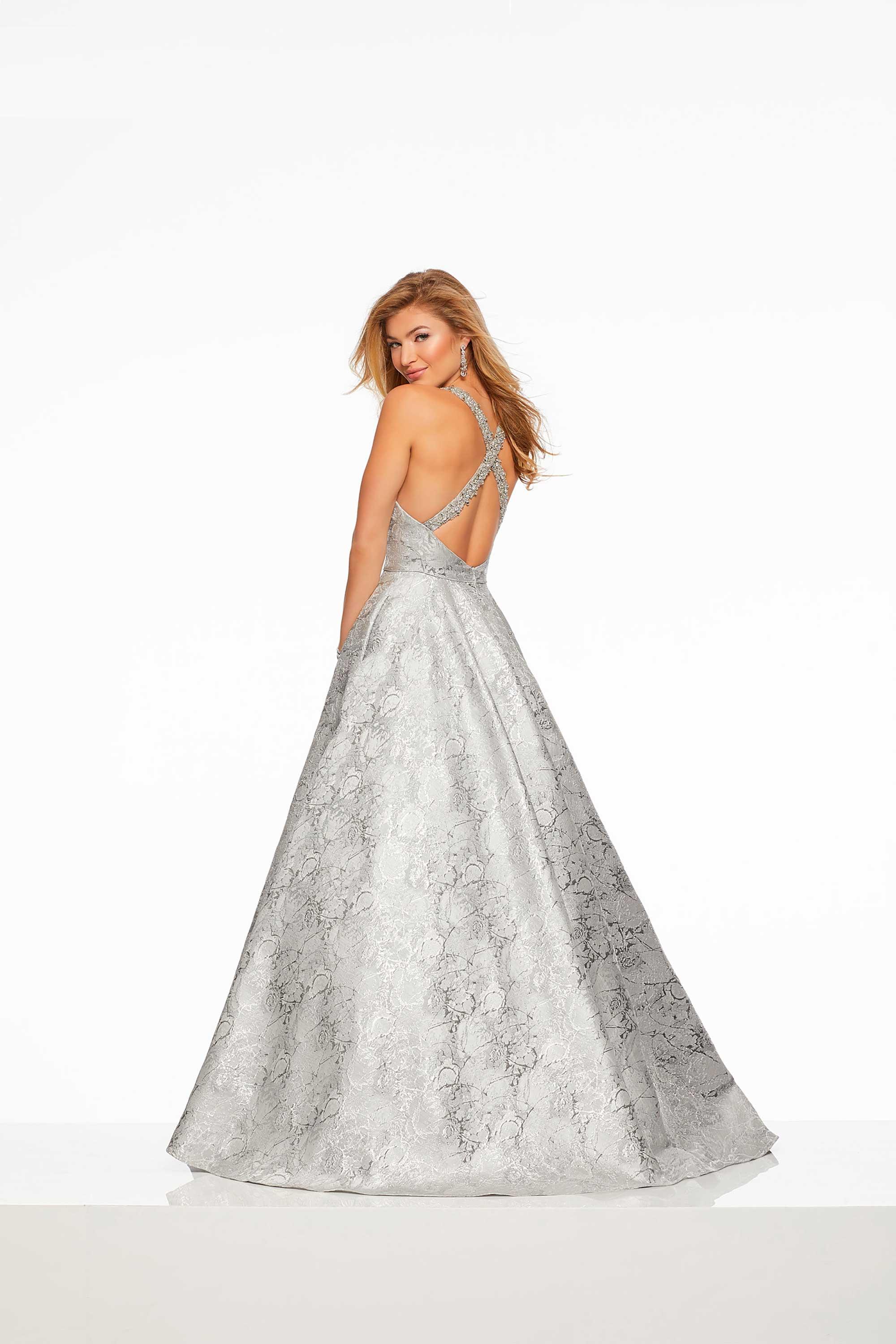 Vestido Lucía Fiesta 2019 mod. 43070 - 5