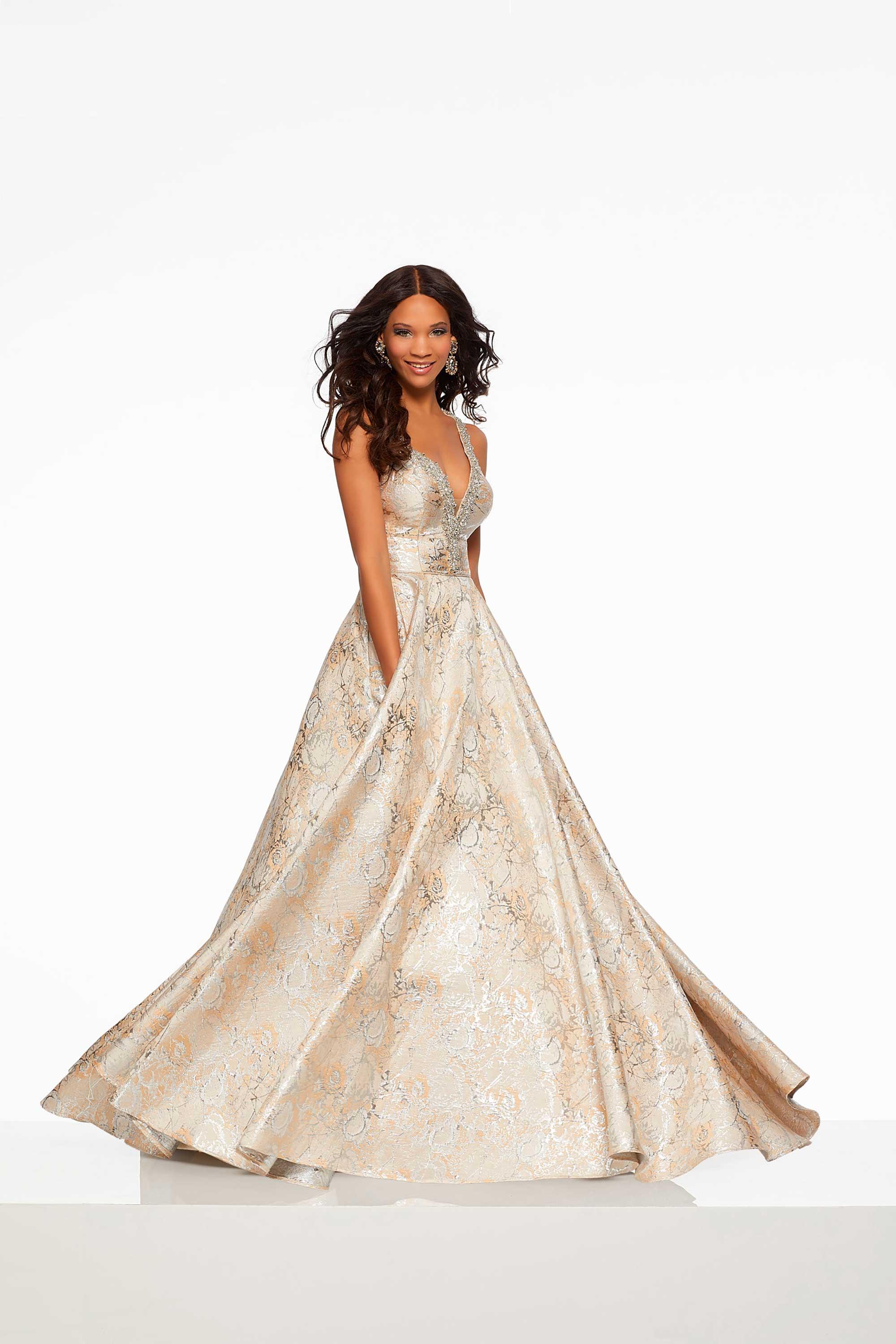 Vestido Lucía Fiesta 2019 mod. 43070 - 6