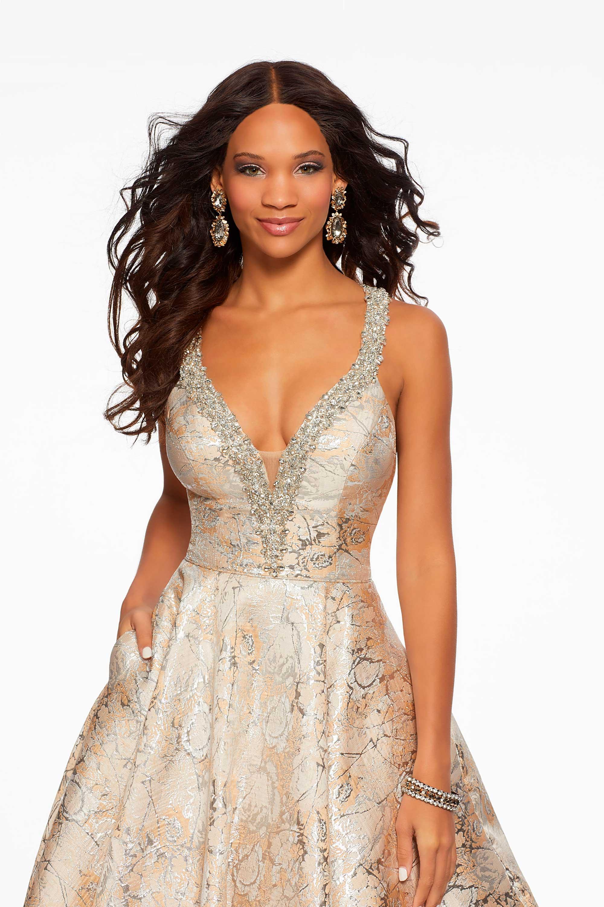 Vestido Lucía Fiesta 2019 mod. 43070 - 7
