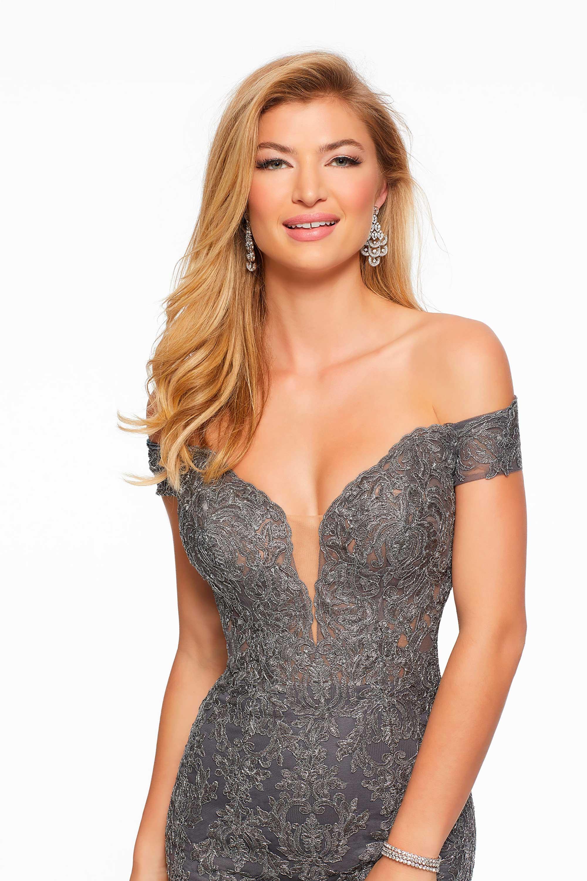 Vestido Lucía Fiesta 2019 mod. 43073 - 3