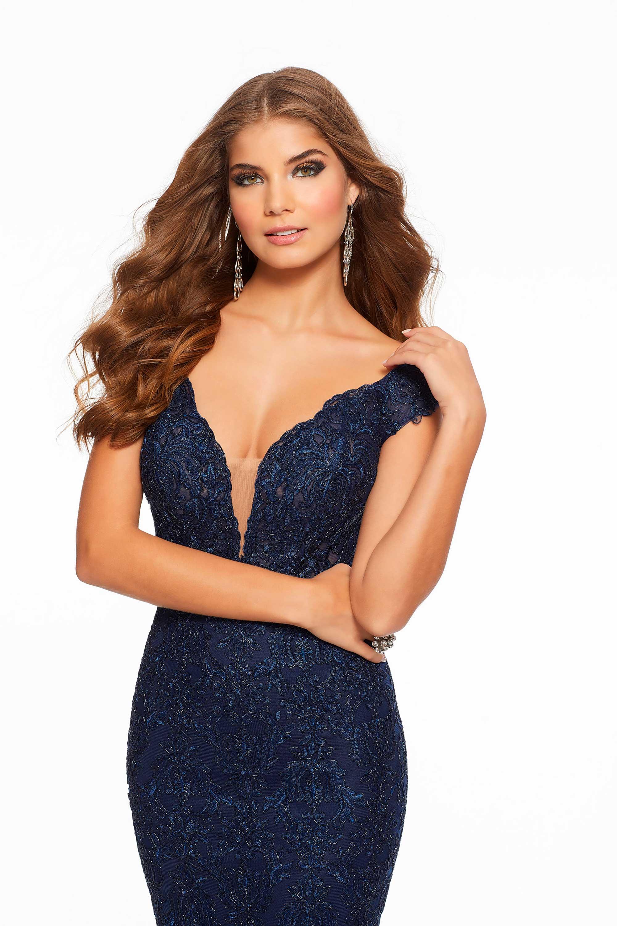 Vestido Lucía Fiesta 2019 mod. 43073 - 5