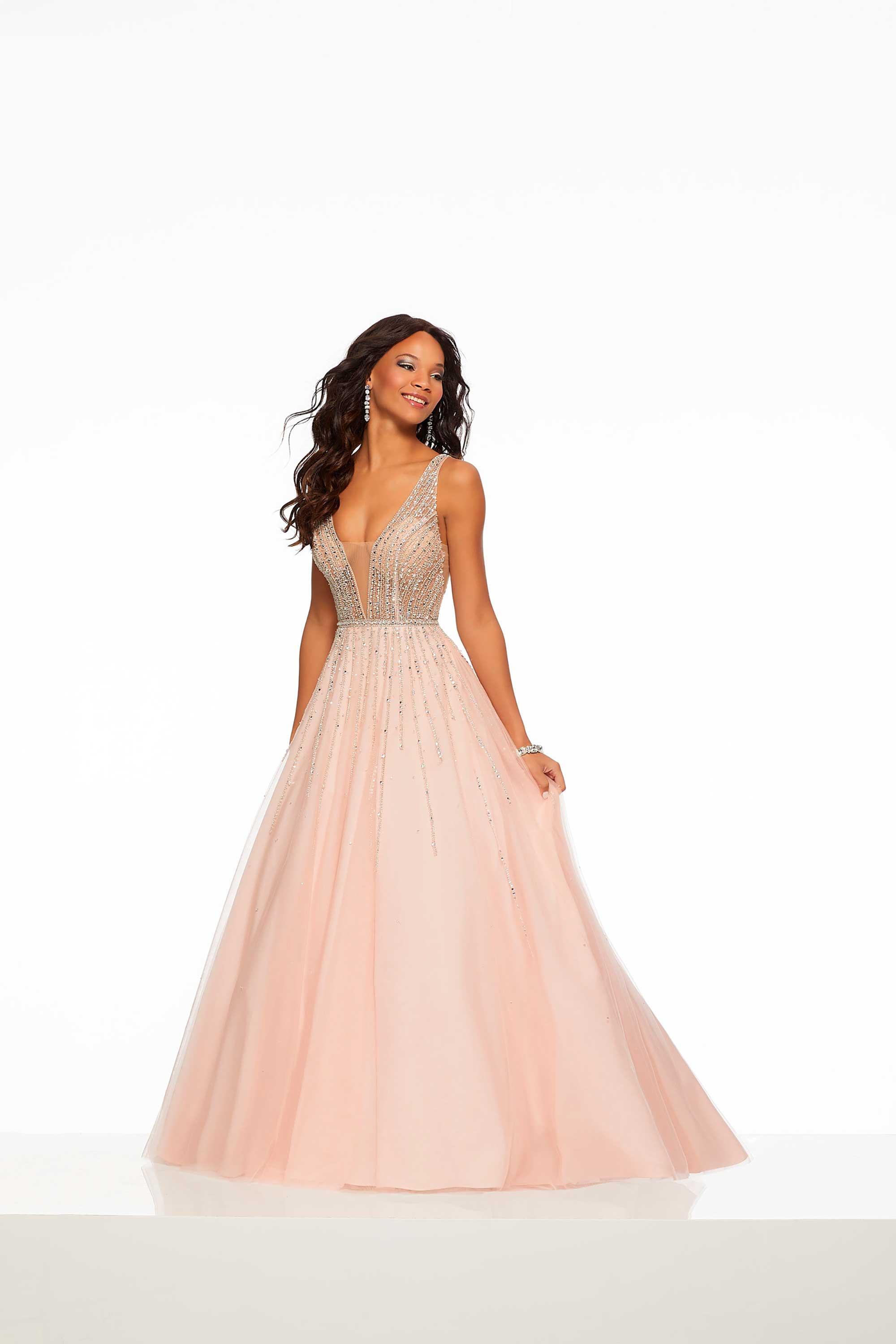 Vestido Lucía Fiesta 2019 mod. 43082 - 2