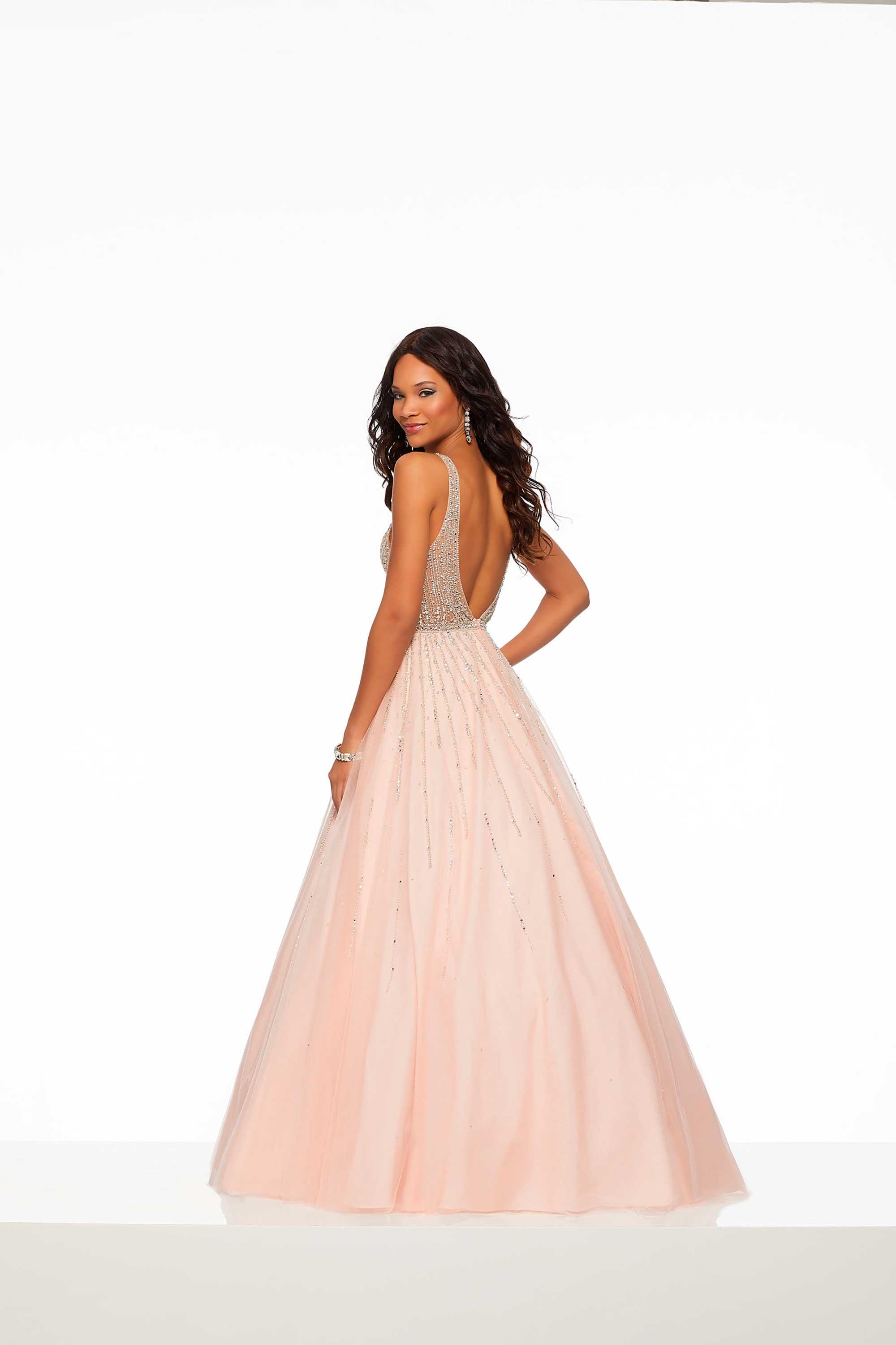 Vestido Lucía Fiesta 2019 mod. 43082 - 5