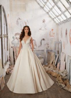 Vestido Lucía Fiesta 2019 mod. 5501 - 1