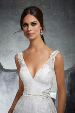 Vestido Lucía Fiesta 2019 mod. 5614 - 2