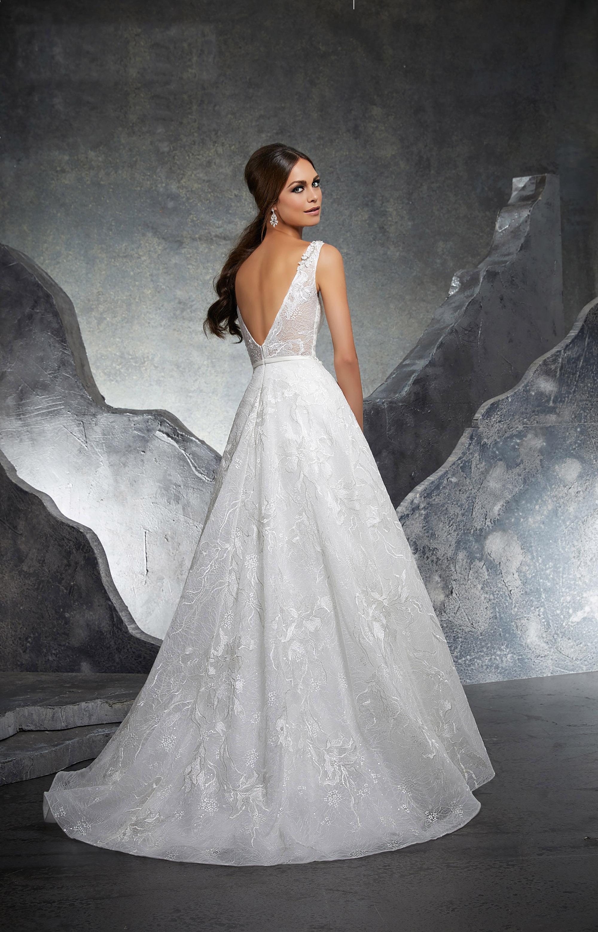 Vestido Lucía Fiesta 2019 mod. 5614 - 3