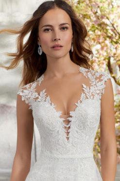 Vestido Lucía Fiesta 2019 mod. 5689 - 2