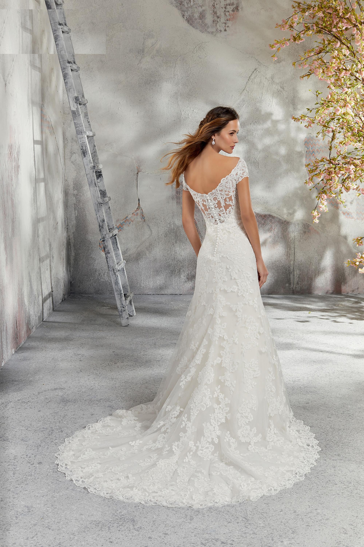 Vestido Lucía Fiesta 2019 mod. 5692 - 3