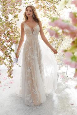 Vestido Lucía Fiesta 2019 mod. 6896 - 1