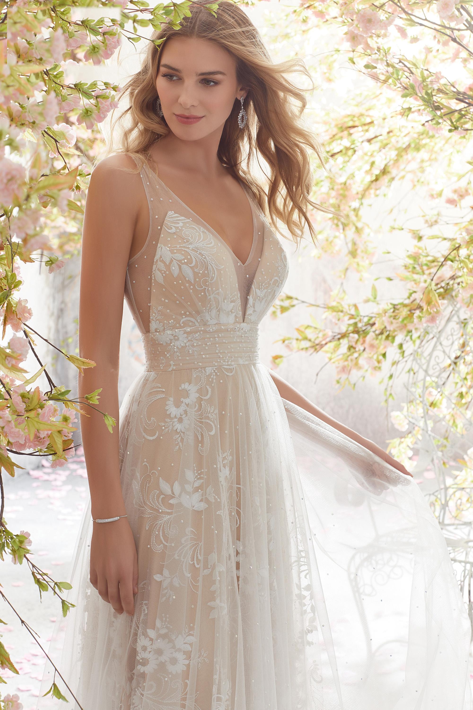 Vestido Lucía Fiesta 2019 mod. 6896 - 2