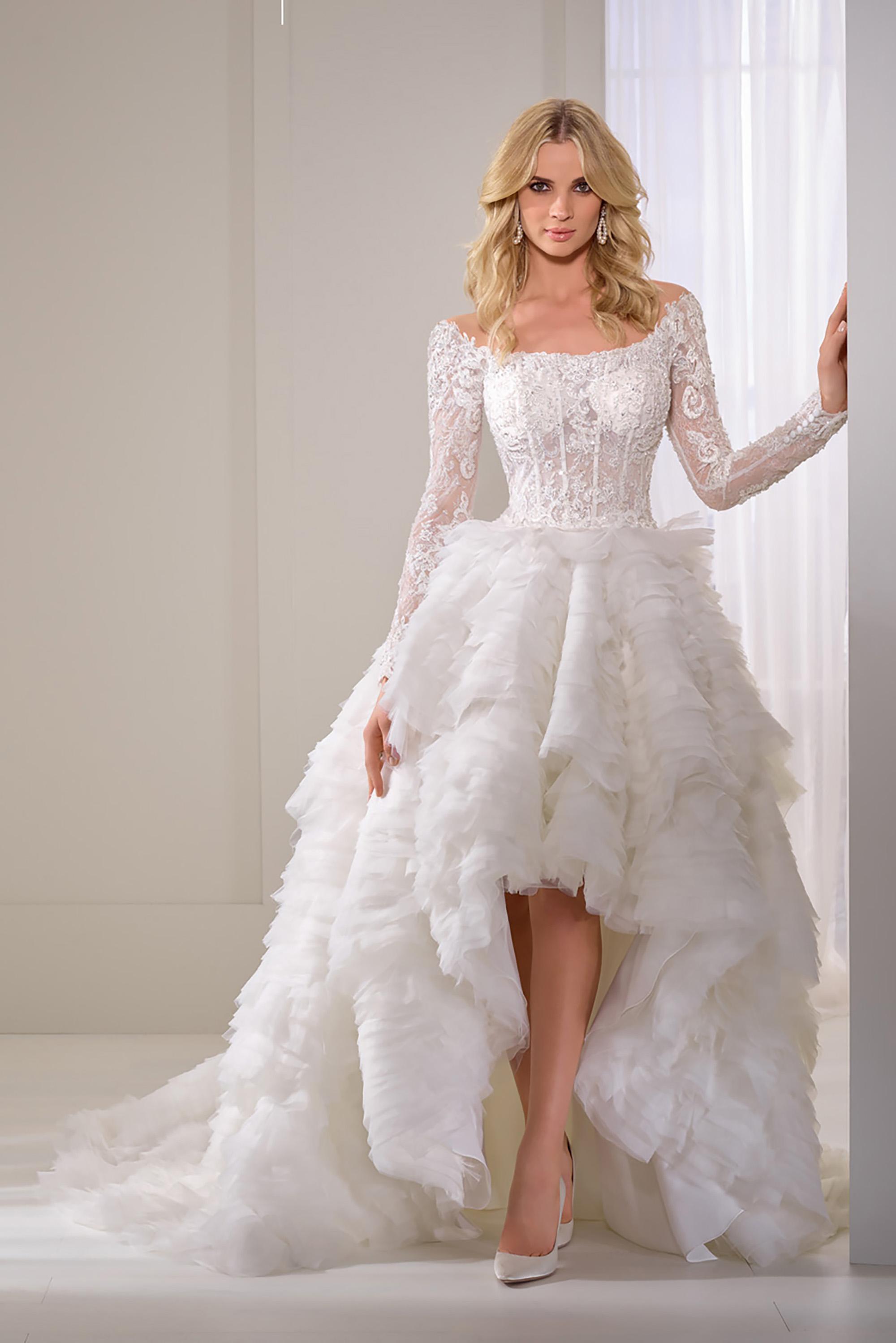 Vestido Lucía Fiesta 2019 mod. 69375 - 5