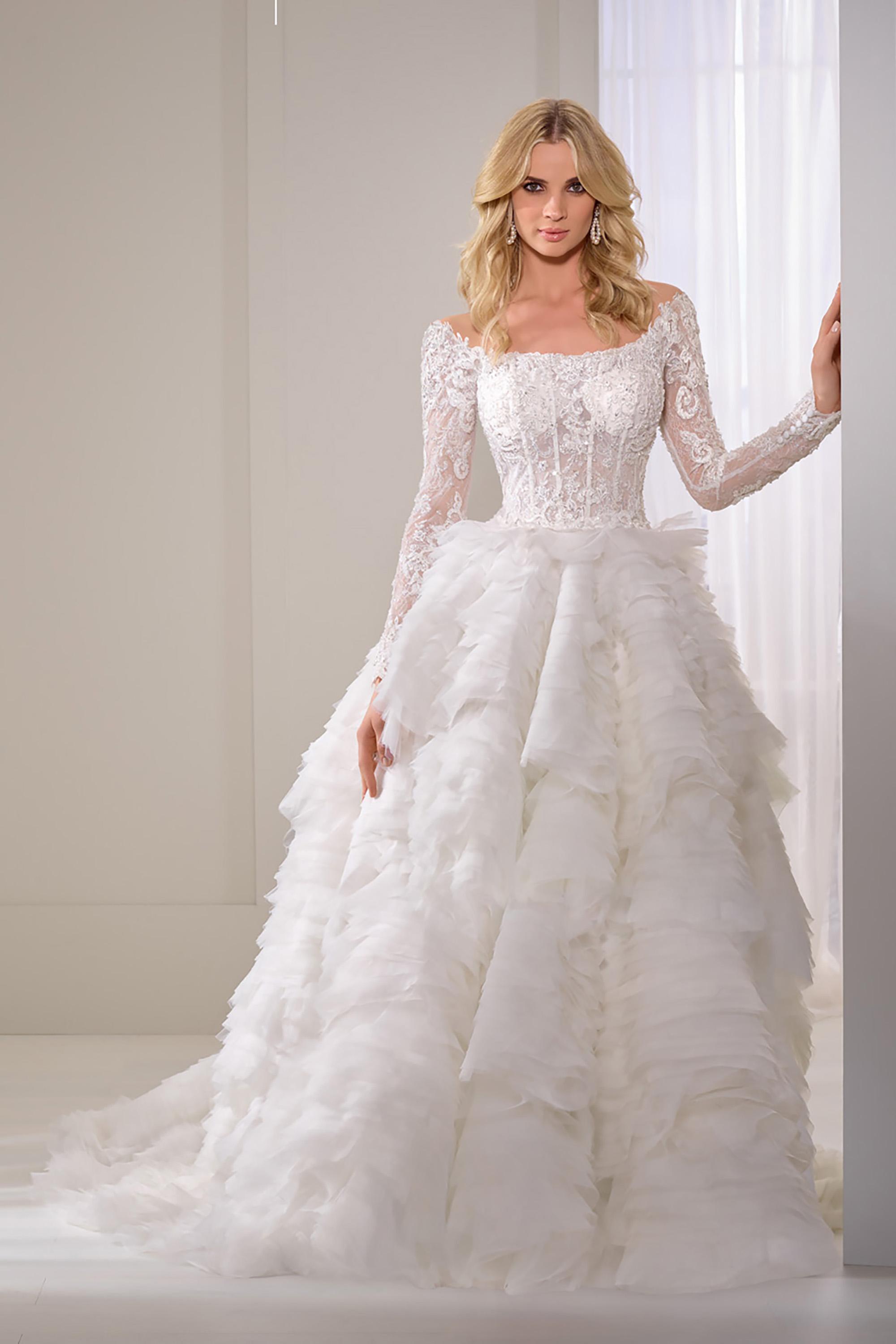 Vestido Lucía Fiesta 2019 mod. 69375 - 4